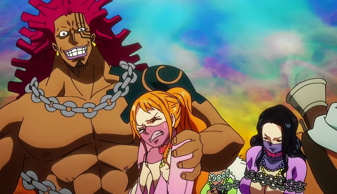 One Piece Heart Of Gold Anime Animeclickit