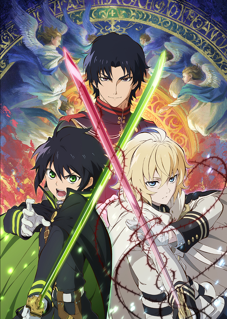 Owari no seraph (Seraph of the end): Link episodi Streaming e Download SUB ITA