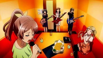 Poppin' Party - Yes! Bang Dream!