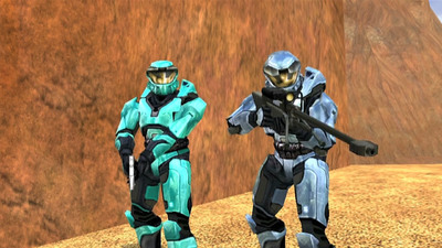 Red vs. Blue: The Blood Gulch Chronicle