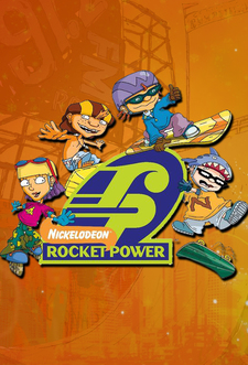 Rocket Power - E la sfida continua...