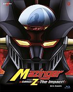 Mazinger Edition Z - The Impact - Serie Completa