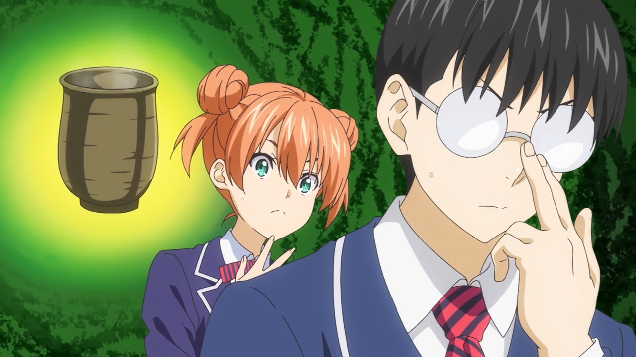 Food Wars! The Fourth Plate (Anime) | AnimeClick.it