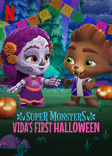 Super Monsters: Il primo Halloween di Vida