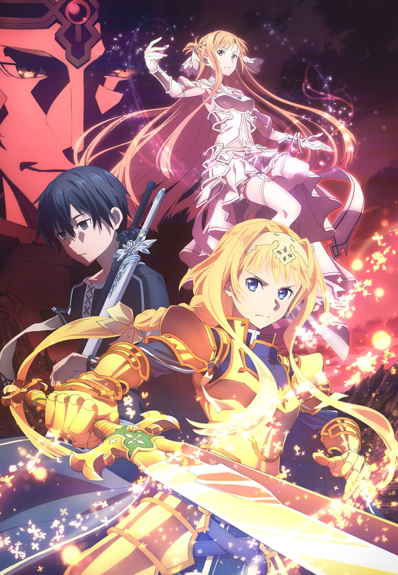Sword Art Online Alicization: War of Underworld