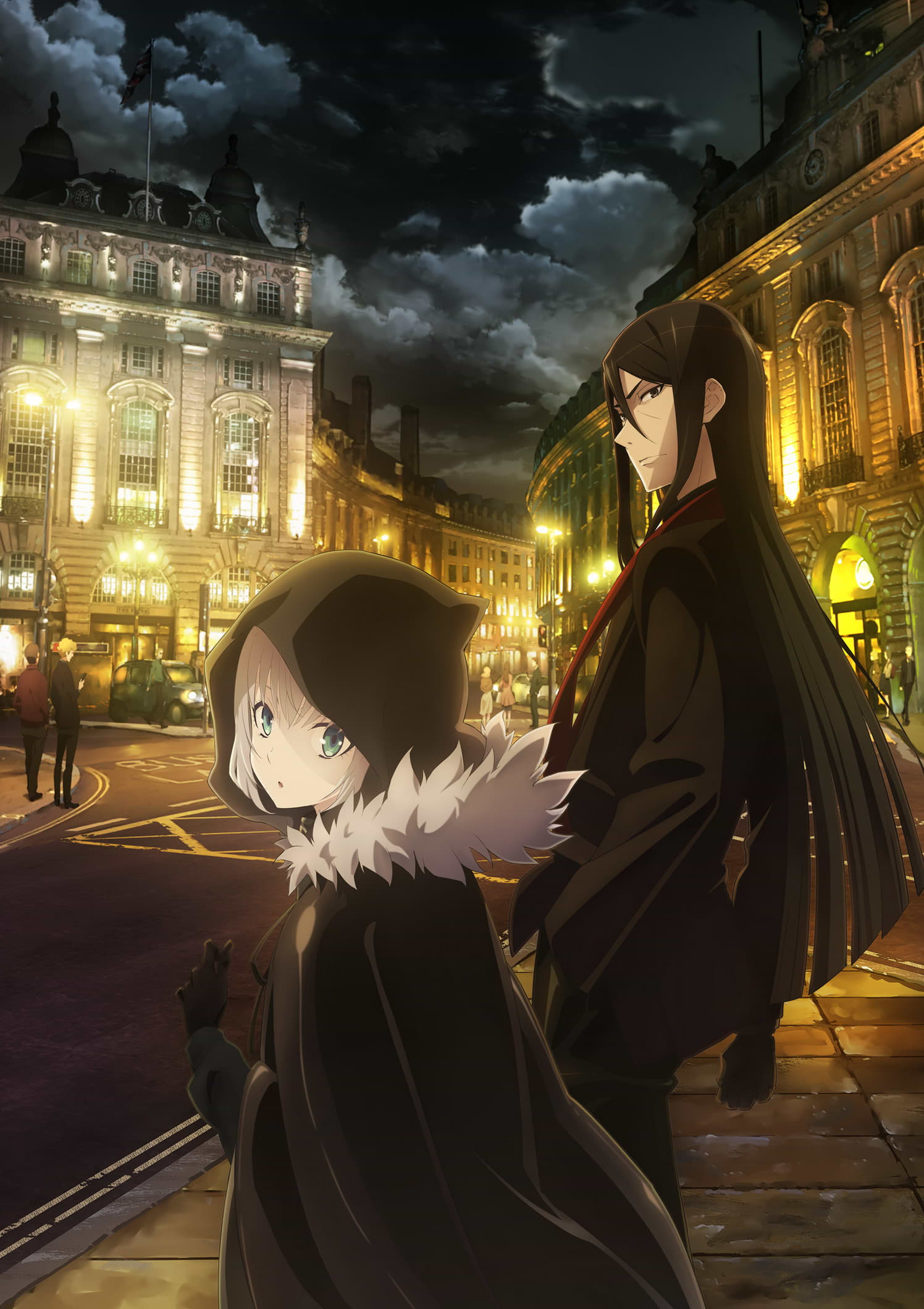 Lord El-Melloi II Case Files {Rail Zeppelin} Grace Note