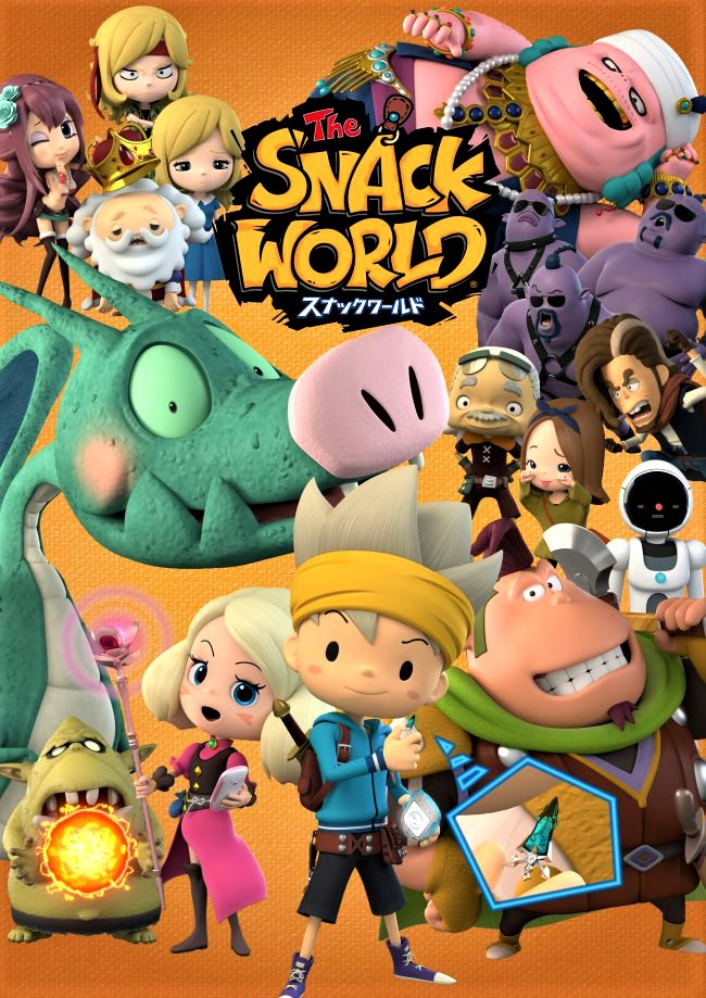 The Snack World 2017