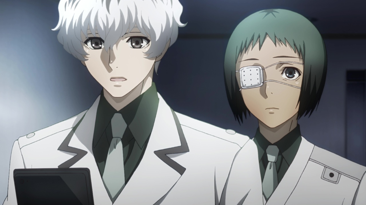 Tokyo Ghoul:Re (Anime) | AnimeClick it