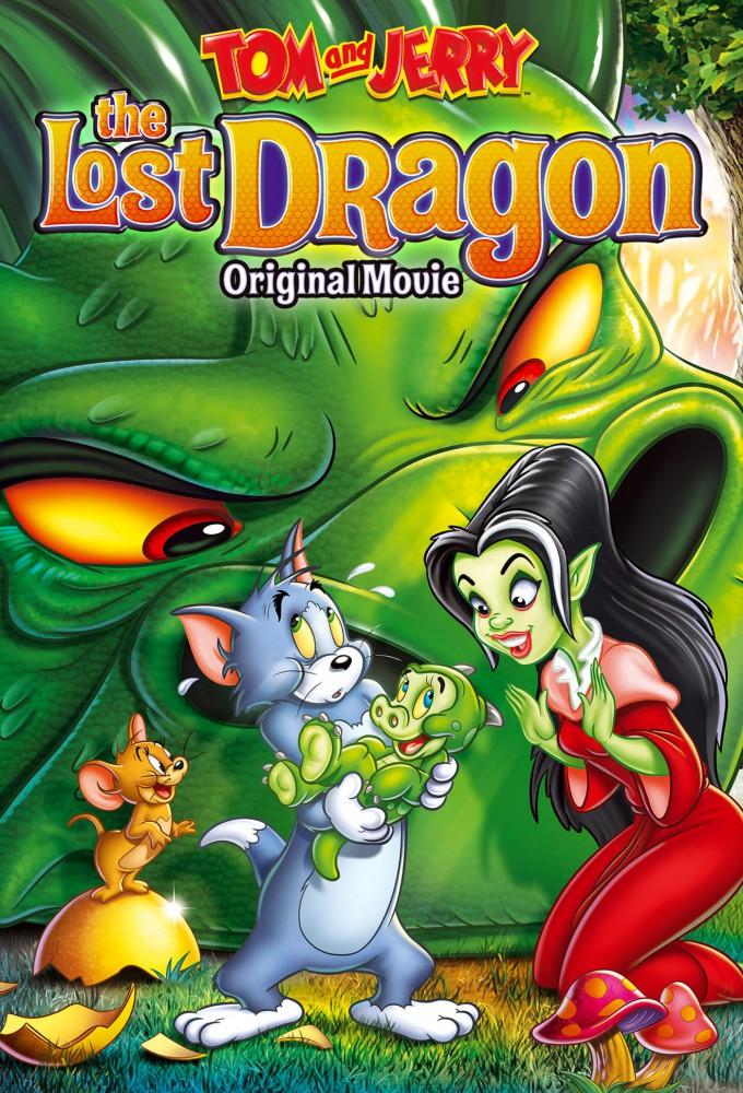 Tom E Jerry e il Drago Perduto (2014).avi PDTV MP3 - iTA