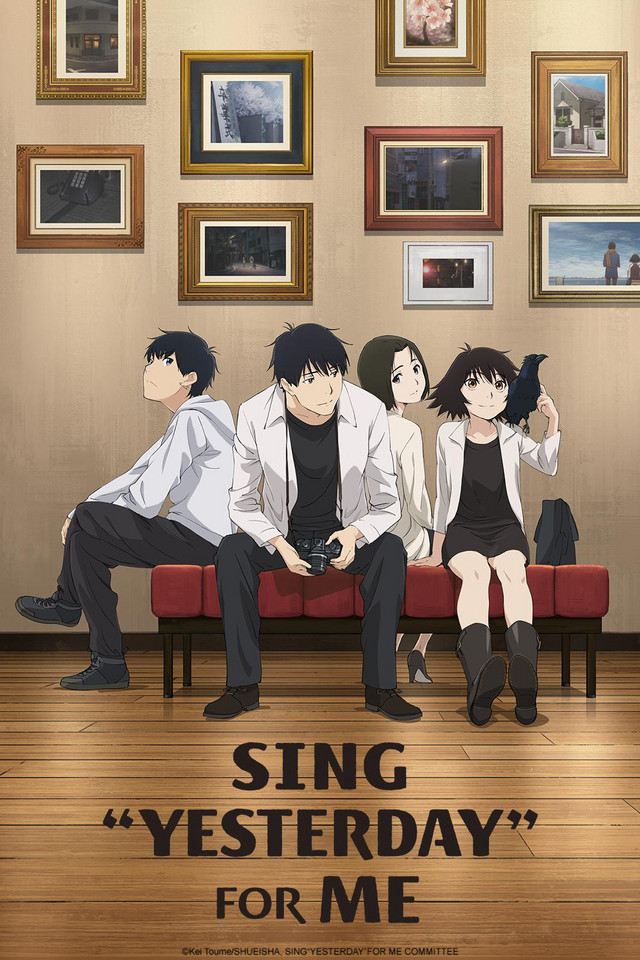 "Sing ""Yesterday"" for Me (Anime) 
