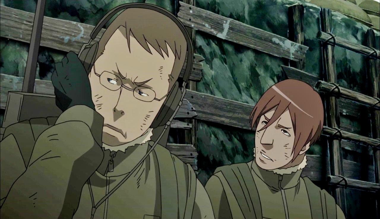saga of tanya the evil  anime
