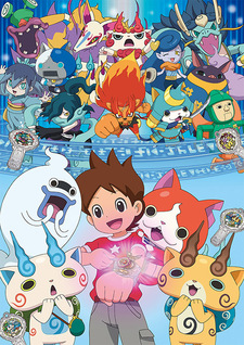 Yo-kai Watch 2019