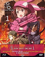 Sword Art Online Alternative Gun Gale Online - Limited Edition