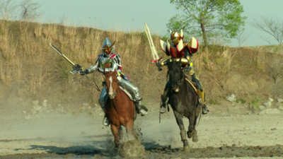 Kamen Rider Gaim: Great Soccer Battle! Golden Fruits Cup!
