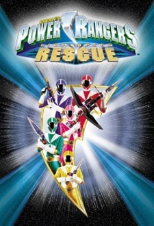Power Rangers Lightspeed Rescue