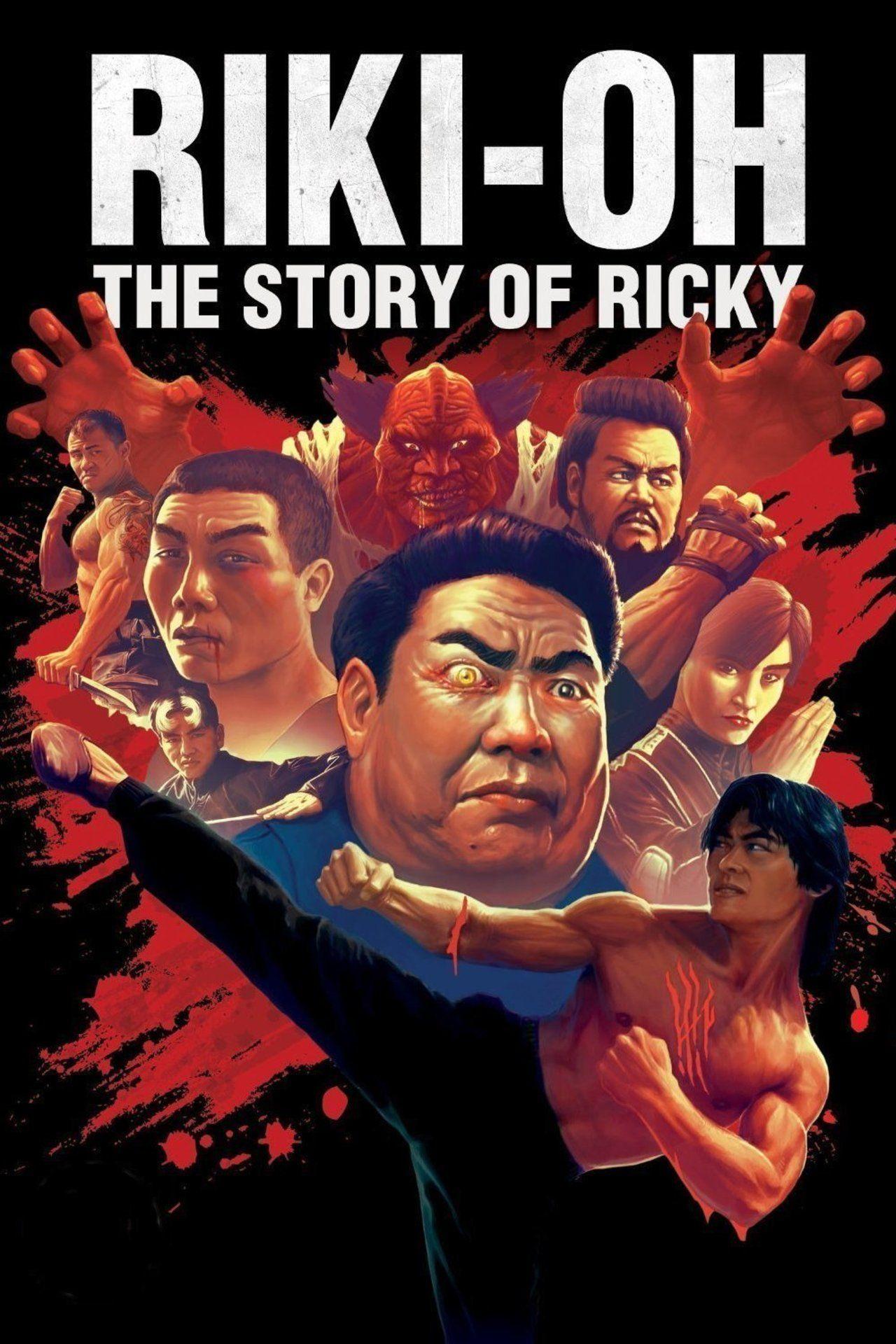 Riki-Oh The Story of Ricky (Live) | AnimeClick.it