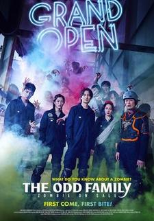 The Odd Family - Zombie On Sale