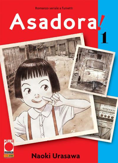 Asadora! (Manga) | AnimeClick.it