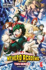 My Hero Academia - The Movie - Two Heroes - Anime Comics