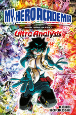 My Hero Academia Official Character Book Ultra Analysis