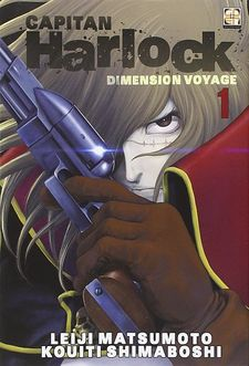 Capitan Harlock: Dimension Voyage