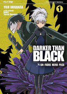 Darker than Black: Un fiore nero pece