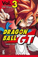 Dragon Ball GT Anime Comics - La saga dei draghi malvagi