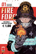 Fire Force - Discovery Edition
