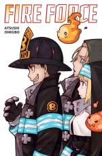 Fire Force Variant Metal