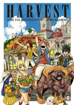Harvest - Fairy Tail Illustrations II
