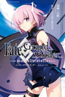 Fate/Grand Order -mortalis:stella