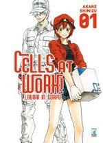 Cells at Work! - Lavori in Corpo