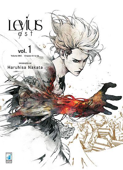Risultati immagini per LEVIUS/EST di Haruhisa Nakata