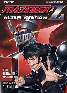 Mazinger Z Alter Ignition