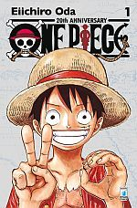 One Piece - 20th Anniversary Limited Edition - Silver