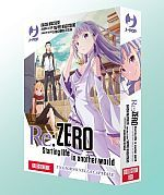 Re:Zero - Starting Life in Another World Box