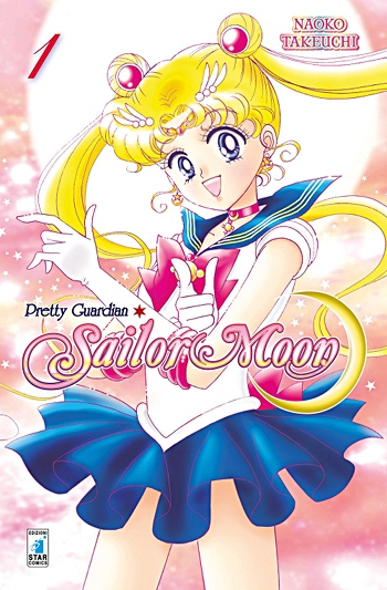 Naoko Takeuchi Sailor Moon #2 Manga Japanese