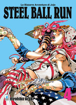 Le bizzarre avventure di JoJo: Steel Ball Run