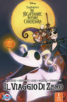 The Nightmare Before Christmas - Il Viaggio di Zero
