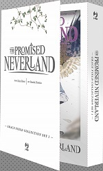 The Promised Neverland - Grace Field Collection Set