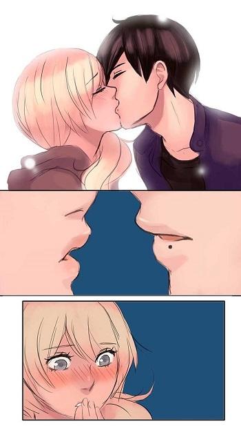 where tangents meet manga