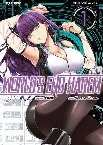 World's End Harem (Manga)   AnimeClick.it