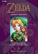 The Legend of Zelda Perfect Edition: Majora's Mask/A Link to the Past