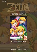 The Legend of Zelda Perfect Edition: Four Swords +