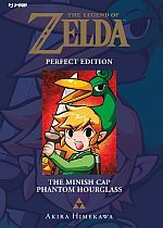 The Legend of Zelda Perfect Edition: The Minish Cap/Phantom Hourglass