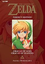 The Legend of Zelda Perfect Edition: Oracle of Ages/Oracle of Season
