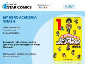 Cartoomics 2017  Gli annunci Star Comics  ff2edabcbddee