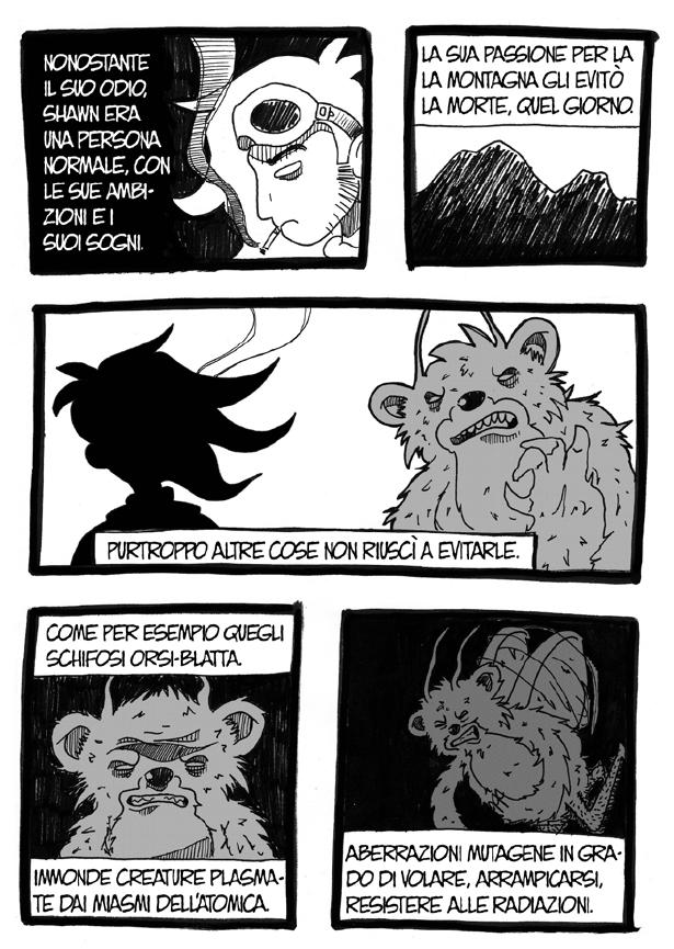 Molto IICA 2015: Questo fumetto è La Fine Del Mondo di Abusivi | AnimeClick IY91
