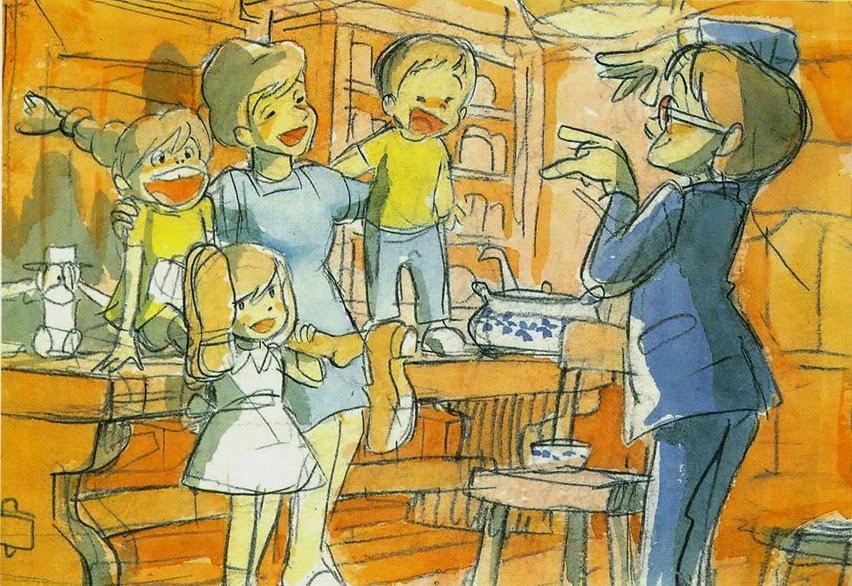 Scopriamo lopera incompiuta di hayao miyazaki e isao takahata