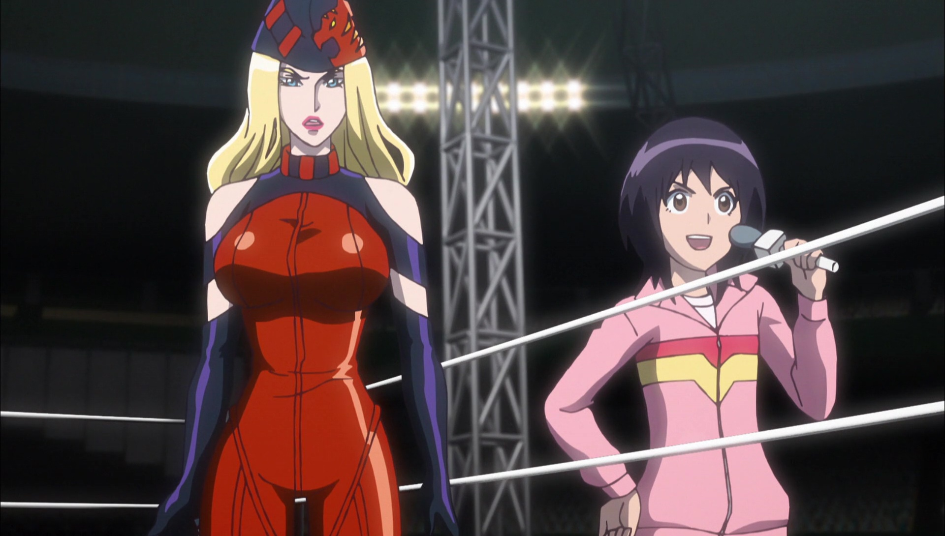 Tiger mask w impressioni sul primo episodio animeclick
